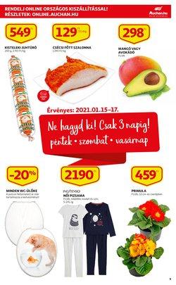 PizsamaKínálat-Auchan