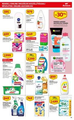 Tisztasági betétKínálat-Auchan