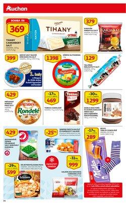 PizzaKínálat-Auchan
