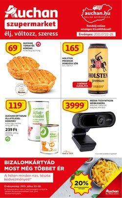 Auchan kínálat Auchan katalógusában, ( hamarosan lejár)