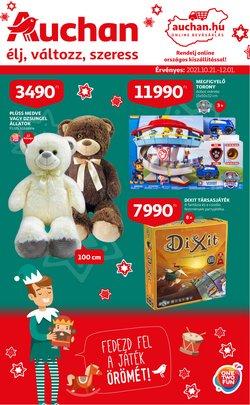 Auchan kínálat Auchan katalógusában, ( Több mint egy hónap)