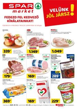 Hiper-Szupermarketek kínálatok Spar katalógusában, Győr ( 4 nap )