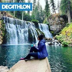 Sport kínálatok Decathlon katalógusában, Sajószentpéter ( 5 nap )