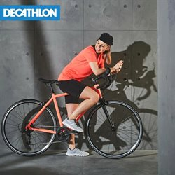 Sport kínálat Decathlon katalógusában, ( Több mint egy hónap )
