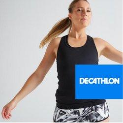 Sport kínálat Decathlon katalógusában, ( 8 nap )