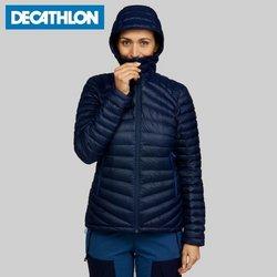 Sport kínálat Decathlon katalógusában, ( 14 nap)