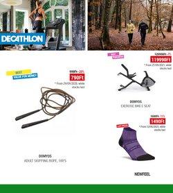 Decathlon kínálat Decathlon katalógusában, ( 23 nap)