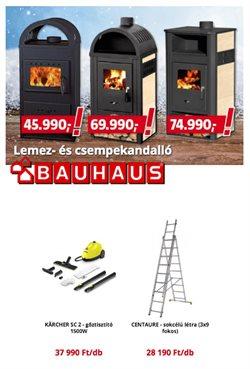 Otthon, kert és barkácsolás kínálatok Bauhaus katalógusában, Miskolc ( 3 nap )
