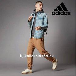 Adidas katalógus ( 3 nappal ezelőtt )