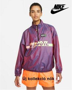 Sport kínálat Nike katalógusában, ( Több mint egy hónap )
