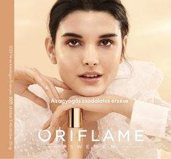 Gyógyszertárak és szépség kínálat Oriflame katalógusában, ( 9 nap)