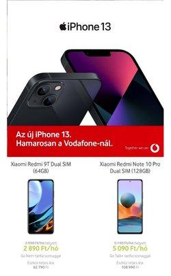 Elektronika kínálat Vodafone katalógusában, ( 14 nap)