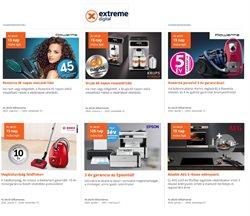 Elektronika kínálatok Extreme Digital katalógusában, Tiszafüred ( 2 nap )