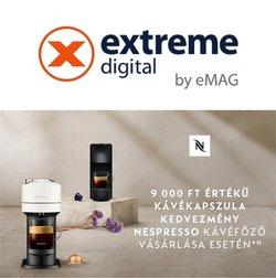 Elektronika kínálat Extreme Digital katalógusában, ( 4 nap)