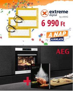 Elektronika kínálat Extreme Digital katalógusában, ( Holnap lejár)
