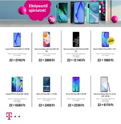 T-Mobile katalógus ( 25 nap )