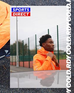 Sports Direct katalógus ( Több mint egy hónap )