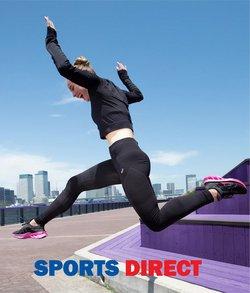 Sport kínálat Sports Direct katalógusában, ( Holnap lejár )