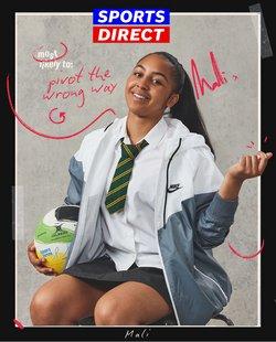 Sports Direct kínálat Sports Direct katalógusában, ( 9 nap)