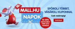Mall kupon, Budapest ( Holnap lejár )