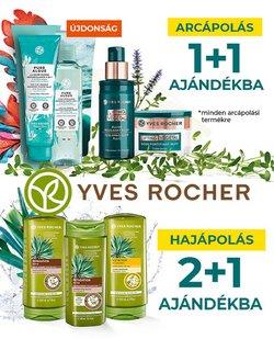 Gyógyszertárak és szépség kínálat Yves Rocher katalógusában, ( 2 nap)