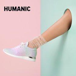 Ruházat, cipők és kiegészítők kínálatok Humanic katalógusában, Budapest ( Holnap lejár )