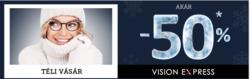 Vision Express kupon, Sajószentpéter ( 14 nap )