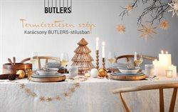 Butlers katalógus, Gödöllő ( Érvénytelen )
