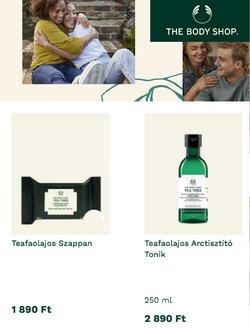 Gyógyszertárak és szépség kínálat Body Shop katalógusában, ( hamarosan lejár)