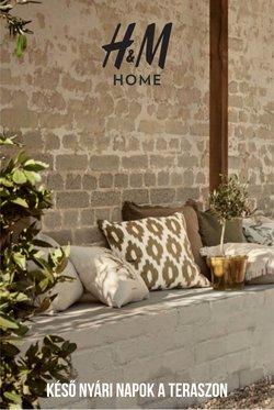 Otthon, kert és barkácsolás kínálat H&M Home katalógusában, ( Több mint egy hónap)