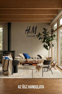 H&M Home kínálat H&M Home katalógusában, ( Több mint egy hónap)