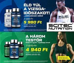 Scitec Nutrition katalógus ( Érvénytelen )