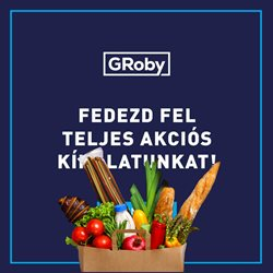 G'Roby katalógus ( 3 nap )