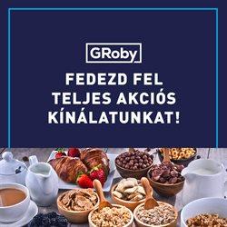 G'Roby katalógus ( Most közzé téve )