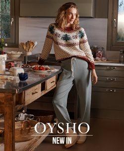 Oysho katalógus ( Most közzé téve )