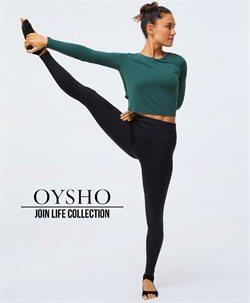 Oysho katalógus ( Több mint egy hónap )