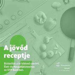 Bankokba és szolgáltatások kínálatok OTP Bank katalógusában, Budapest ( Több mint egy hónap )