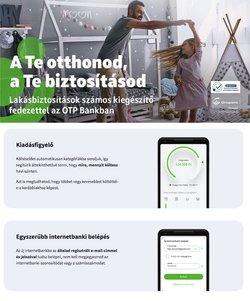 Bankok és szolgáltatások kínálat OTP Bank katalógusában, ( Több mint egy hónap)