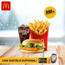 McDonald's katalógus ( hamarosan lejár )