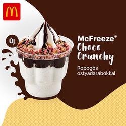 McDonald's kupon ( Holnap lejár )