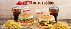 Burger King kupon ( Holnap lejár )