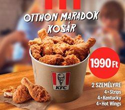 KFC katalógus ( Közzétéve ma )