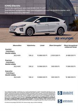 Hyundai kínálat Hyundai katalógusában, ( Több mint egy hónap)