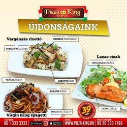 PaellaKínálat-Pizza King