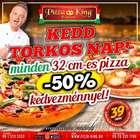 Pizza King katalógus ( Érvénytelen )