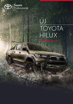 Toyota kínálat Toyota katalógusában, ( Több mint egy hónap)