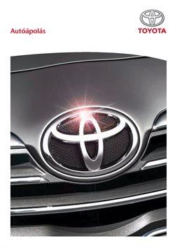 Toyota katalógus ( 2 nappal ezelőtt )