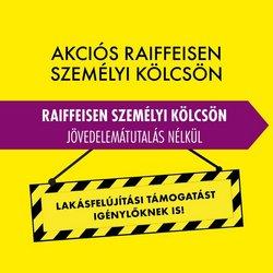 Bankokba és szolgáltatások kínálatok Raiffeisen Bank katalógusában, Sajószentpéter ( Most közzé téve )
