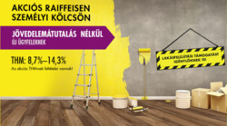 Raiffeisen Bank kupon ( 2 nap )