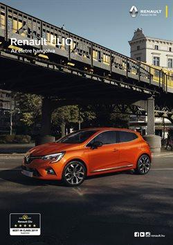 Renault kínálat Renault katalógusában, ( Több mint egy hónap)